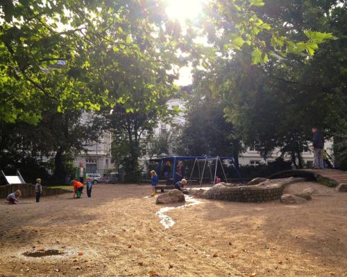 Spielplatz Rothestrasse