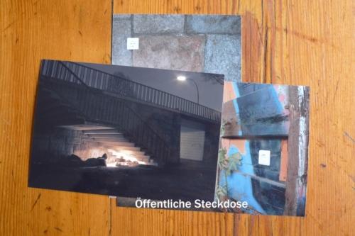 Öffentliche Steckdose von Jan Köchermann (3 Bilder)