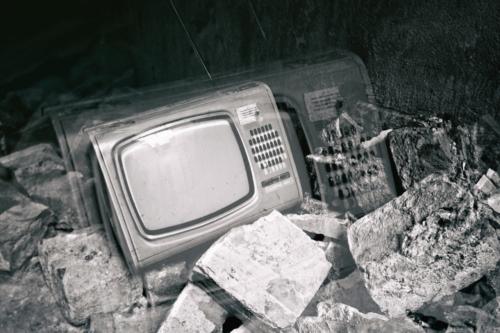 TV, muss nicht sein...