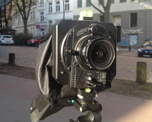 Fachkamera Gottschalt DS-45