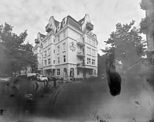 Holstenhaus Holstentwiete Hamburg Ottensen