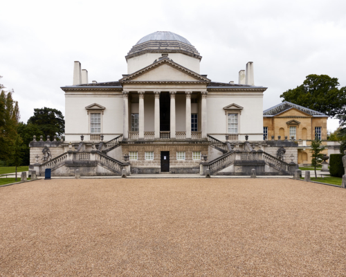 Chiswick House, Prachtseite