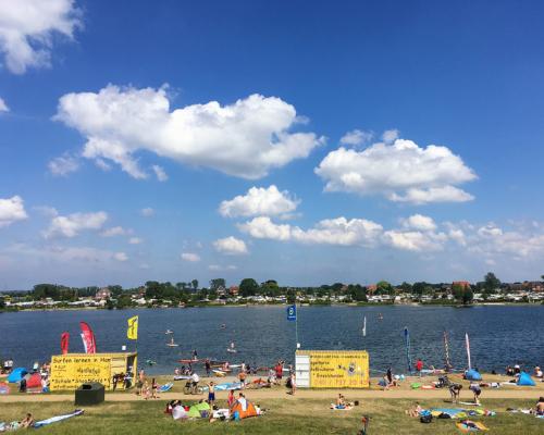 Hohendeicher See, West