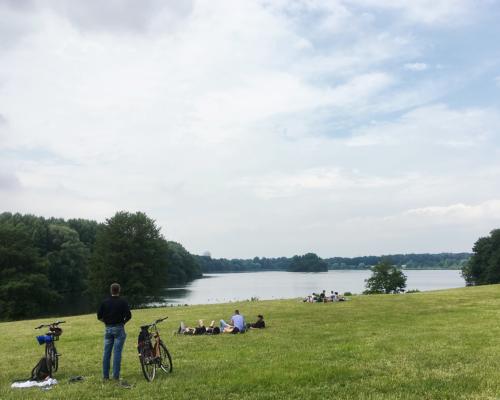 Am Öjendorfer See