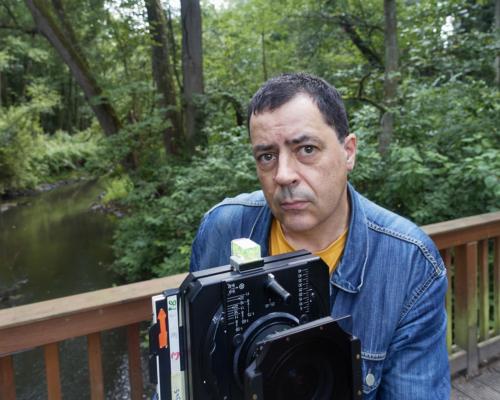 Mit der Kamera an der Bille bei Aumühle