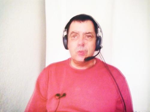 Im Küchenstudio. Auf Sendung für Radio X Frankfurt