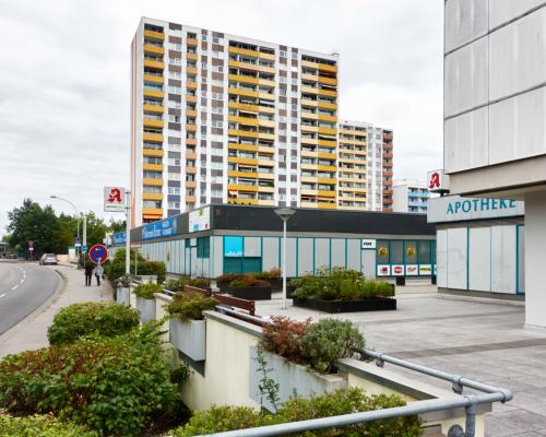 Hochhauskomplex Thesdorf
