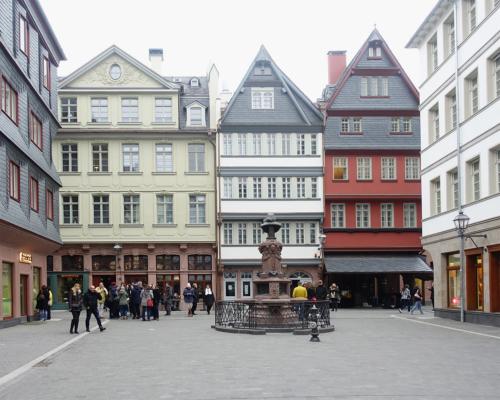 Hühnermarkt (neue Frankfurter Altstadt)