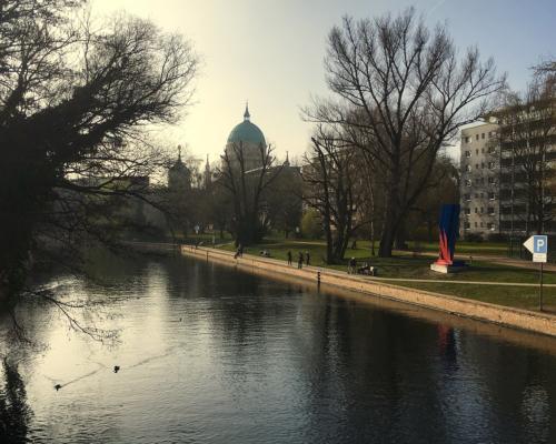 Lichte Stimmung an der Havel