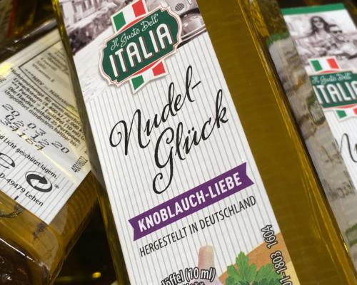 Speiseöl Nudel-Glück bei Aldi-Nord im Angebot