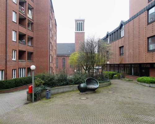 Michaelispassage, Hamburg Neustadt