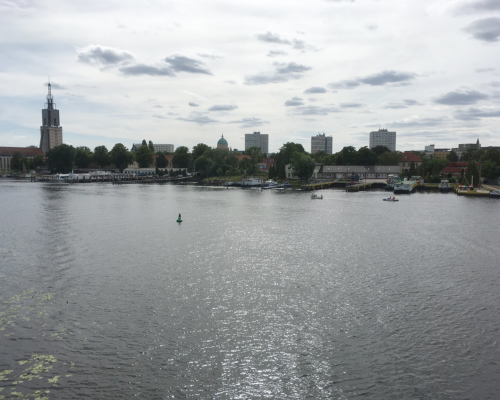 Potsdam und die Havel