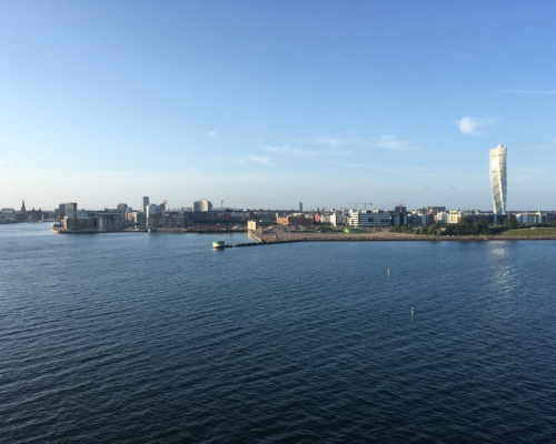 Malmö Hafen
